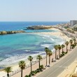 Quay in Monastir, Tunisia — Stock Photo #12136098