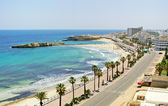 Quay in Monastir, Tunisia — Stock Photo