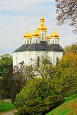 Ekateriniska church in Chernigov, Ukraine - monument of the 17-t — Stock Photo