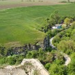Stock Photo: Ditch across fort in Kamjanets-Podolsk