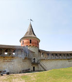 Fort in Kamjanets-Podolsk — Stock Photo