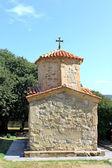 Little chapel in Samtavro Orthodox Church, Georgia — Stockfoto