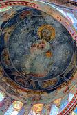 Georgian orthodox monastery Gelati inside — Stock Photo