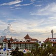 Pattaya in the morning, Thailand — Stock Photo
