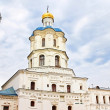 Old orthodox cathedral of All Saints in historical town Chernigo — Stock Photo