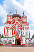 Old orthodox church of Cathedral of St. Pantaleon or St. Pantele — Foto Stock