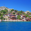Kekova island, Turkey — Stock Photo