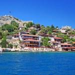 Kekova island, Turkey — Stock Photo #19371225