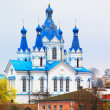图库照片: St. George Cathedral in Kamyanets-Podilsky, Ukraine