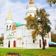 Stock Photo: Transfiguration Cathedral in Chernigov, Ukraine