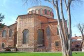 Chiesa di saint irina collocato nel territorio del palazzo di topkapi, istanbul — Foto Stock