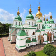 Saint Sophia Cathedral in Kiev, Ukraine — Stock Photo #26033391