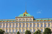 President palace in Kremlin, Moscow (Russia) — Stockfoto