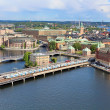 Panorama of Stockholm, Sweden — Stock Photo #30645305