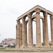 The Temple of Zeus, Athens, Greece — Stock Photo #3125263