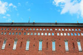 Stockholm City Hall, Municipal Council for the City of Stockholm — Стоковое фото