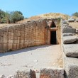 Treasury of Atreus in Mycenae, Greece — Stock Photo
