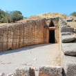 Stok fotoğraf: Treasury of Atreus in Mycenae, Greece