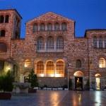 Agios Dimitrios church, Thessaloniki, Macedonia, Greece — Stock Photo #31918433