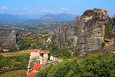 Meteora Monasteries in Greece — Stock Photo