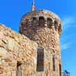 Tower in Tossa de Mar, Spain — Stock Photo