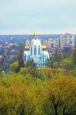 Greek Catholic Church of the Holy Virgin in Vinnitsa, Ukraine — Stockfoto