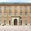 Royal castle in Stockholm, Sweden — Stock Photo