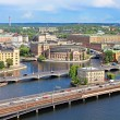 Panorama of Stockholm, Sweden — Stock Photo #45927101