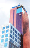 View of Edificio Allianz (Torre Allianz) — Stock Photo