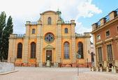 Storkyrkan - Cathedral of St Nicholas, Stockholm, Sweden — Stock Photo
