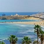 Quay in Monastir, Tunisia — Stock Photo #47158993