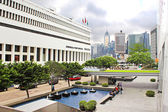 Hong Kong general post office near IFC mall at Central location in Hong Kong — Stock Photo