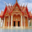 Tiger Cave Temple or Wat tham sua in Kanchanaburi, Thailand — Stock Photo #50567953