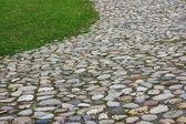 Pad van steen — Stockfoto