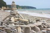 Rocce della costa — Foto Stock