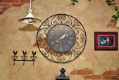 часы на стену — Стоковое фото