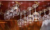 Cristalería para el vino — Foto de Stock
