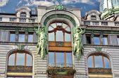 Haus der sängerin in st. petersburg — Stockfoto