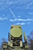 "Weapons of anti-aircraft defense ""Pantsir-S1"" — Stock Photo"