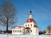 Alten kathedrale — Stockfoto