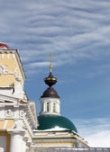 Dome of ancient church — Stock Photo
