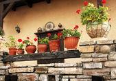 花瓶の花 — ストック写真