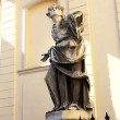 Medieval sculpture — Stockfoto #34706157
