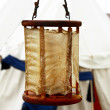 Ancient lantern — Stockfoto