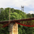 Stockfoto: Railway bridge
