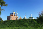 Ryazan Kremlin — Stock Photo