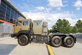 Militärfahrzeug — Stockfoto