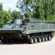 Постер, плакат: Tracked armored vehicle