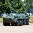 Armored personnel carrier — Stock Photo #50314773