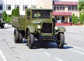 Veicolo militare — Foto Stock